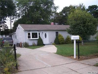 Brentwood Single Family Home For Sale: 109 Merrill St