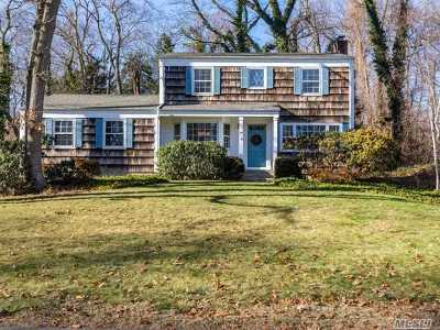 E. Setauket Single Family Home For Sale: 25 Huyler Rd
