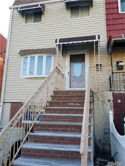 Queens County Single Family Home For Sale: 629 Beach 65th St