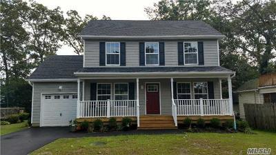 Smithtown Single Family Home For Sale: N/C Mayflower Ave