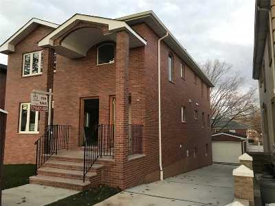 Bayside, Oakland Gardens Multi Family Home For Sale: 35-37 204 St