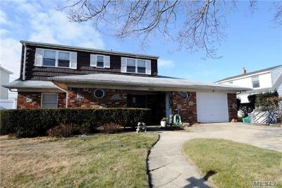 Levittown Single Family Home For Sale: 18 Locustwood Ln