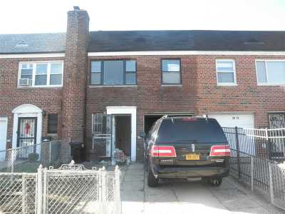 Jackson Heights Single Family Home For Sale: 30-20 81 St