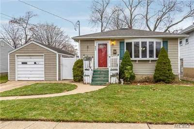 East Meadow Single Family Home For Sale: 664 Evelyn Ave