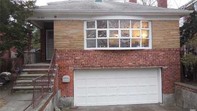 Rego Park Single Family Home For Sale: 65-38 Cromwell Cres