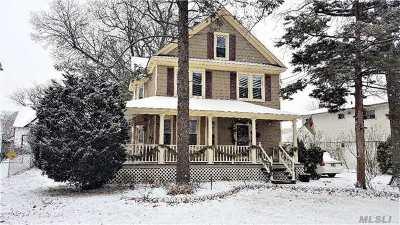 Oceanside Single Family Home For Sale: 63 Davison Ave