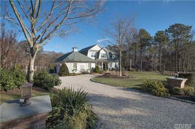 Baiting Hollow Single Family Home For Sale: 192 Landing Ln