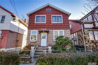 Fresh Meadows Single Family Home For Sale: 164-32 77 Rd