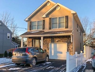 Westbury NY Single Family Home Sold: $598,000
