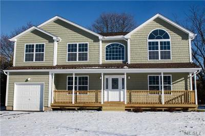 Bay Shore Single Family Home For Sale: 1579 N Thompson Dr
