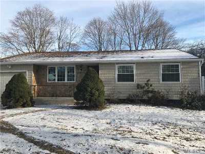 central Islip Single Family Home For Sale: 98 Half Mile Rd