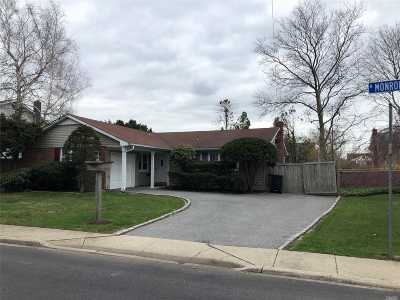 West Islip Single Family Home For Sale: 1770 N Monroe Ave