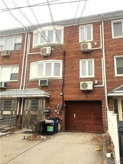 Fresh Meadows Multi Family Home For Sale: 6116 170th St
