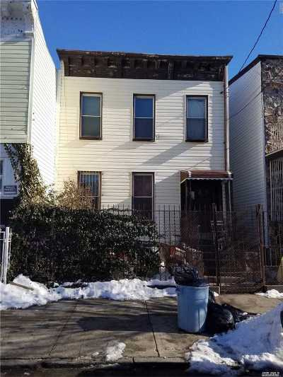 Brooklyn Single Family Home For Sale: 399 Linwood St