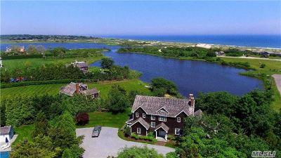 East Hampton Single Family Home For Sale: 81 Ocean Ave
