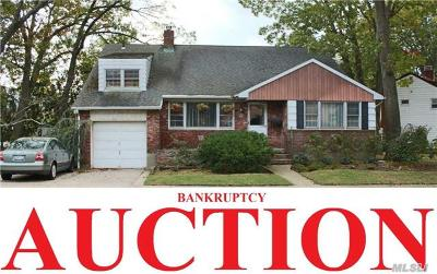 Rockville Centre Single Family Home For Sale: 354 Lincoln Ave