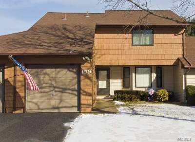 Commack Condo/Townhouse For Sale: 159 Scarlett Dr