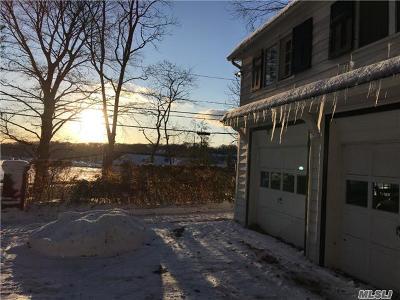 Huntington Single Family Home For Sale: 60 E Shore Rd