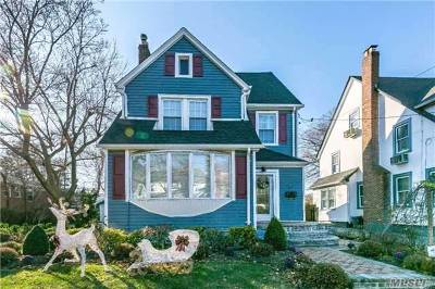 Great Neck Single Family Home For Sale: 41 Jayson Ave