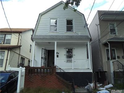 Queens County Single Family Home For Sale: 110-45 156 St