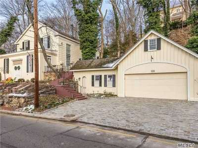 Roslyn Single Family Home For Sale: 33 East Broadway