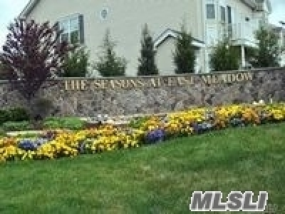 East Meadow Condo/Townhouse For Sale: 376 Summer Ct