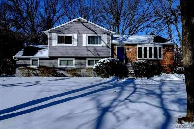 Brentwood Single Family Home For Sale: 37 Dekalb Ave