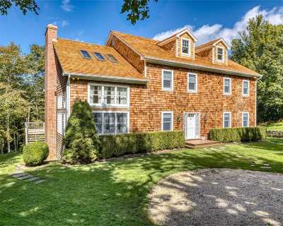Amagansett Single Family Home For Sale: 25 Laurel Hill Ln