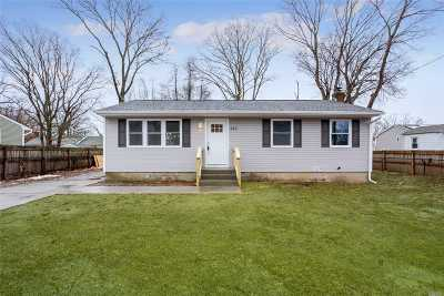 Copiague Single Family Home For Sale: 342 43rd St