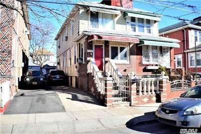 Brooklyn Single Family Home For Sale: 503 E 45th St