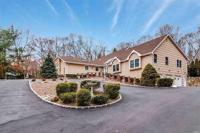 Smithtown Single Family Home For Sale: 31 Riverview Ter
