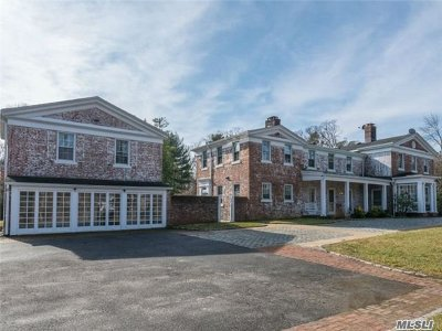 Old Westbury Single Family Home For Sale: 185 Old Westbury Rd