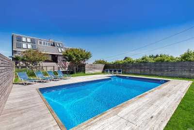 Westhampton Single Family Home For Sale: 548 Dune Rd