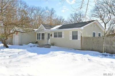 Medford Single Family Home For Sale: 240 Peconic Ave