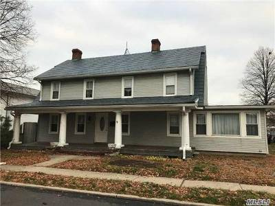 Farmingdale, Hicksville, Levittown, Massapequa, Massapequa Park, N. Massapequa, Plainview, Syosset, Westbury Single Family Home For Sale: 250 Jerusalem Ave