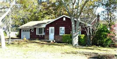 Hampton Bays Single Family Home For Sale: 29 Gravel Hill Rd