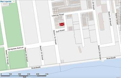 Queens County Residential Lots & Land For Sale: 101-03 Beach 31st St