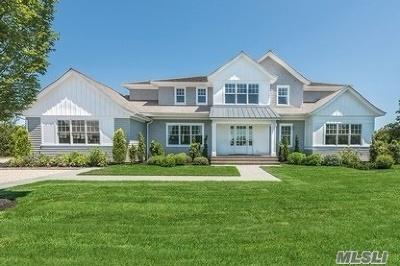 Southampton NY Single Family Home For Sale: $3,249,900
