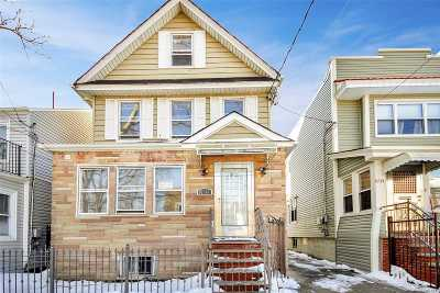 Woodhaven Single Family Home For Sale: 87-36 77th St