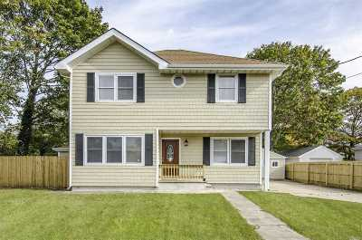 West Islip NY Single Family Home For Sale: $429,000