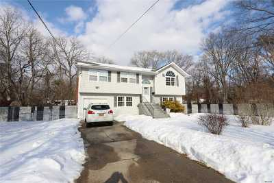 Single Family Home For Sale: 95 W Plum St