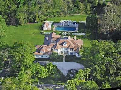 Southampton NY Single Family Home For Sale: $3,795,000