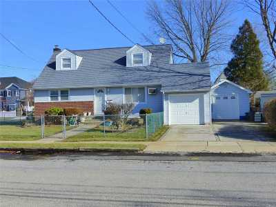 N. Bellmore Single Family Home For Sale: 961 Rector St
