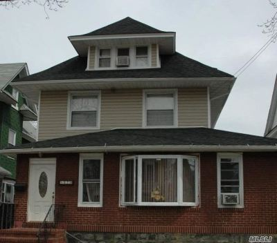 Woodhaven Single Family Home For Sale: 85-79 88th St