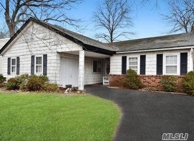 Holbrook Single Family Home For Sale: 195 Holbrook Rd