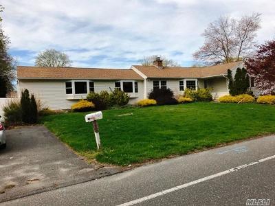 Huntington Single Family Home For Sale: 421 Lenox Rd