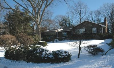 Roslyn Single Family Home For Sale: 37 Woodland Rd