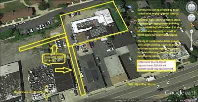 Bay Shore Commercial For Sale: 1971 Union Blvd