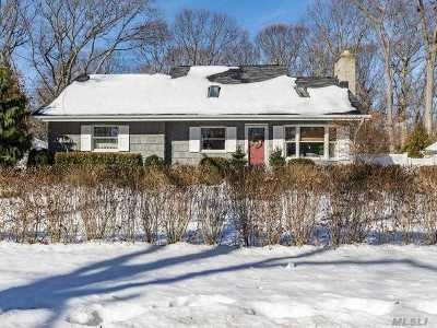 Smithtown Single Family Home For Sale: 9 Lynch Ln