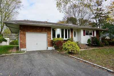 St. James Single Family Home For Sale: 377 Moriches Rd